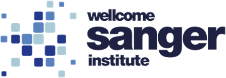 Logo for Wellcome Sanger Institute